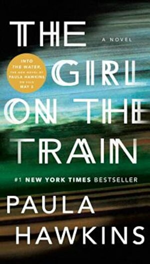 The Girl on the Train, Paperback