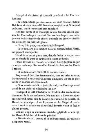 Hendrik de Mol si Planeta de Jad