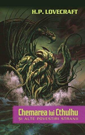 Chemarea lui Cthulhu si alte povestiri stranii (eBook)
