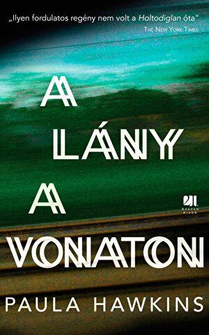 A lany a vonaton (eBook)