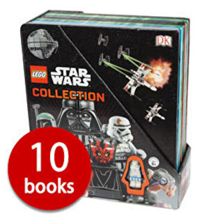 LEGO Star Wars Collection - 10 Books
