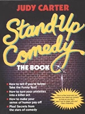 Stand-Up Comedy: The Book, Paperback