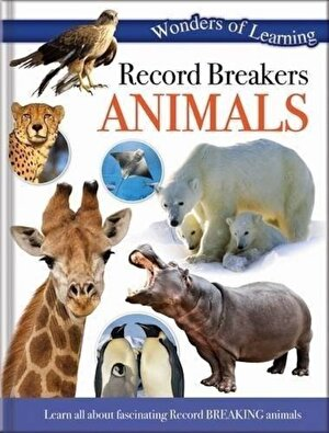Wonders of Learning: Discover Record Breakers Animals