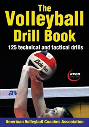 The Volleyball Drill Book, Paperback