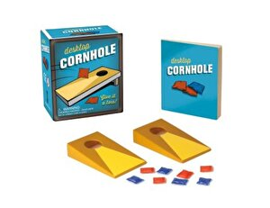 Desktop Cornhole: Give It a Toss!, Paperback
