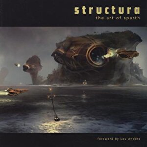 Structura: The Art of Sparth, Paperback