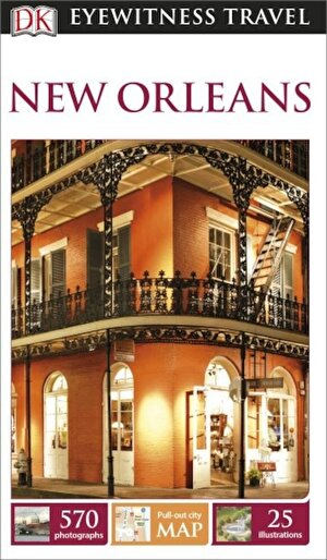 Eyewitness Travel Guide: New Orleans - English version