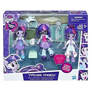 Set figurine fashion Equestria Minis - Twilight Sparkle