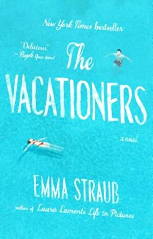 The Vacationers, Paperback