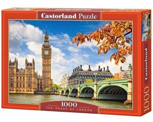 Puzzle Inima Londrei, 1000 piese