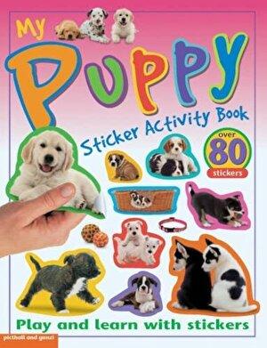 My Sticker Activity Books Puppy