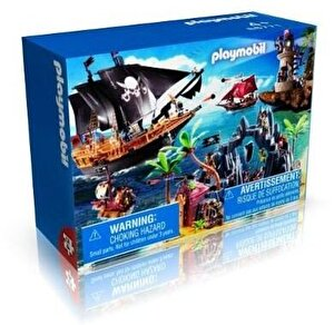 Mini puzzle Playmobil - Pirati