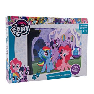 Puzzle My Little Pony, 100 piese