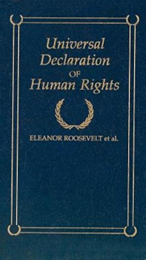 Universal Declaration of Human Rights, Hardcover