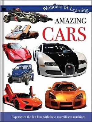 Wonders of Learning: Discover Amazing Cars