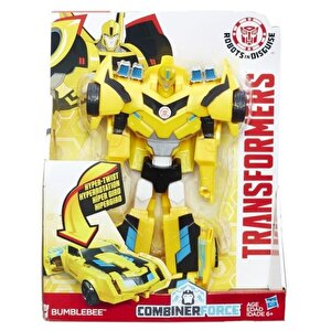 Transformers Robots in Disguise, Figurina Hyper Change - Bumblebee