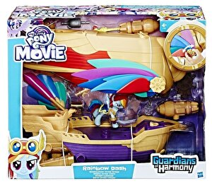 Aeronava de pirati Luptatorul Plutitor - My Little Pony Movie