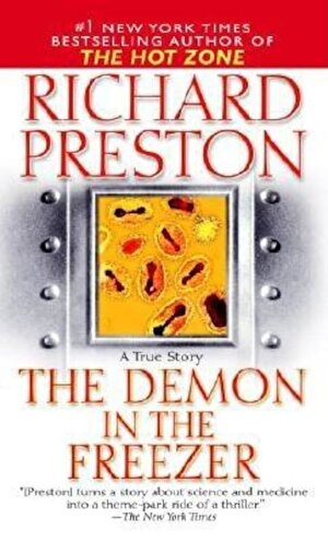 The Demon in the Freezer: A True Story, Paperback