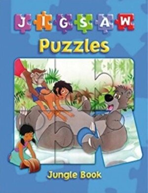 Jigsaw Puzzles - Fairy Tales -  Jungle Book -