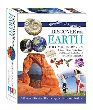 Omnibus Boxed Activity Set - The Earth