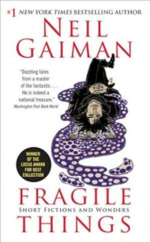 Fragile Things: Short Fictions and Wonders, Paperback