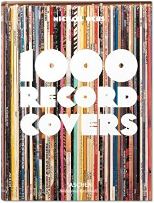 1000 Record Covers, Hardcover
