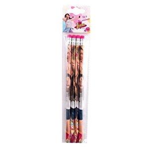 Set 4 creioane HB My Soy Luna