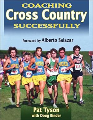 Coaching Cross Country Successfully, Paperback