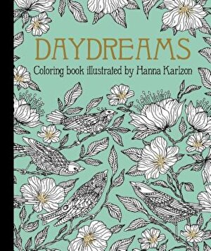 Daydreams Coloring Book: Originally Published in Sweden as -Dagdrommar-, Hardcover