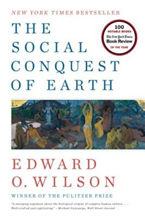The Social Conquest of Earth, Paperback