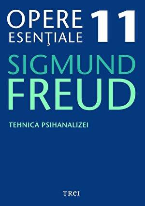Opere Esentiale, vol. 11 - Tehnica psihanalizei (eBook)