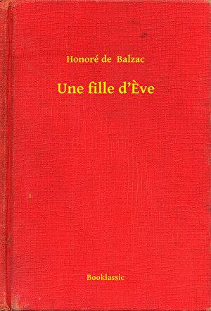 Une fille d'Eve (eBook)