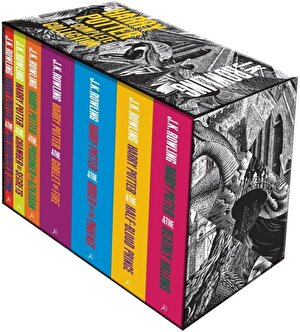 Harry Potter Boxed Set: The Complete Collection