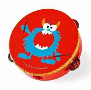 Jucarie tamburina - Monstru