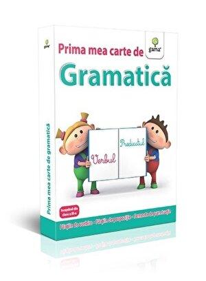 Prima mea carte de gramatica