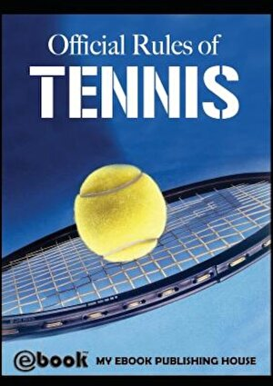Official Rules of Tennis, Paperback