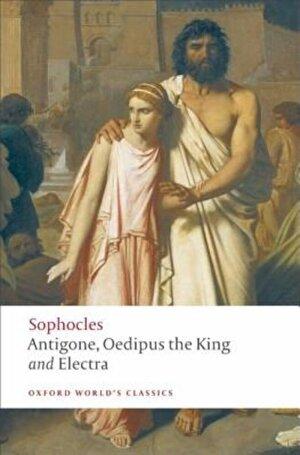 Antigone, Oedipus the King, Electra, Paperback