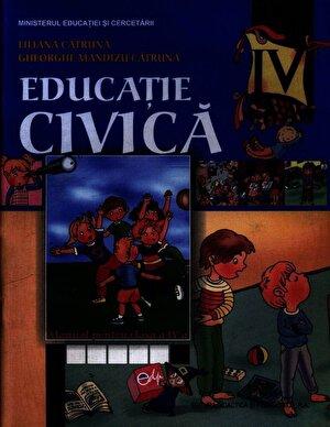 Educatie civica. Manual clasa a IV-a