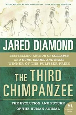 The Third Chimpanzee: The Evolution and Future of the Human Animal, Paperback