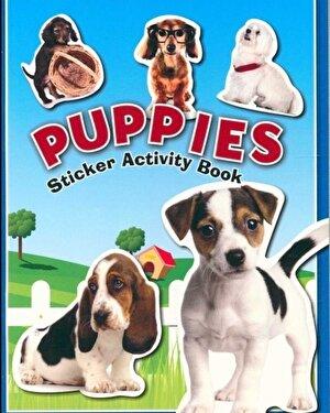 Sticker Books - 100 Stickers - Puppies