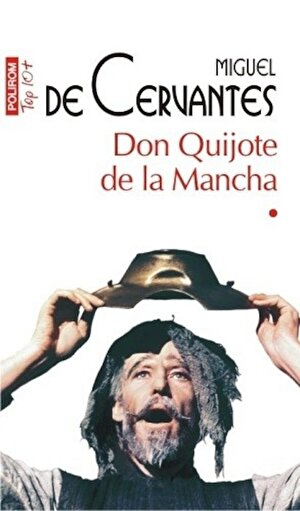 Don Quijote de la Mancha, 2 vol (TOP10+)