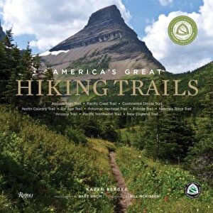 America's Great Hiking Trails, Hardcover