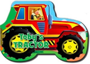 Vehicle Shaped - Tobys Tractor