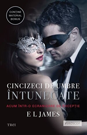 Cincizeci de umbre intunecate, Fifty Shades, Vol. 2 - editie de film