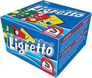 Joc Ligretto, albastru