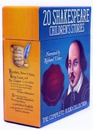 Shakespeare Childrens Stories 20 Audio Books Boxed Complete CDs Collection