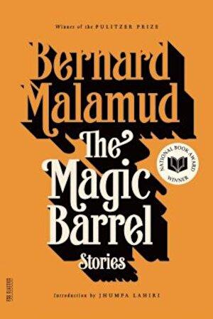 The Magic Barrel, Paperback