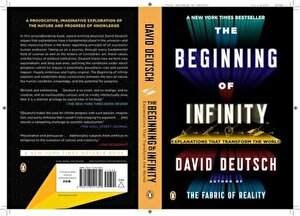 The Beginning of Infinity: Explanations That Transform the World, Paperback