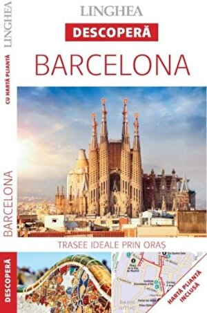 Descopera Barcelona. Ed. I