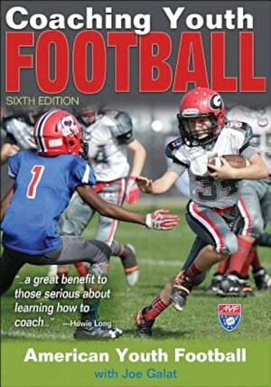 Coaching Youth Football 6th Edition, Paperback